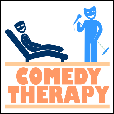Comedy Therapy Virtual Stage