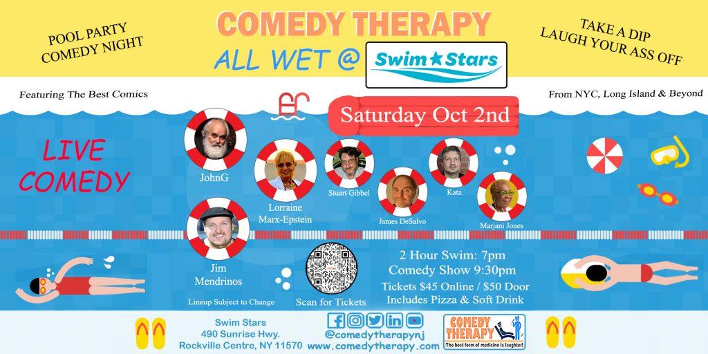 Swim Stars Comedy