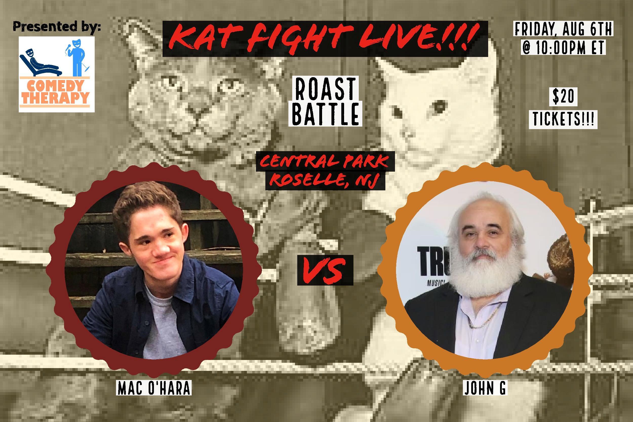 Katz Roast Battle